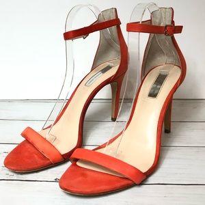 International Concept Heels size 9.5